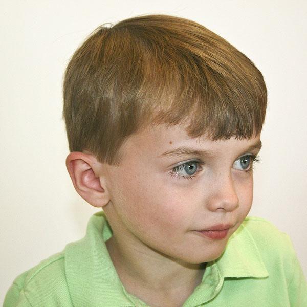 Kako izrezati dječaka