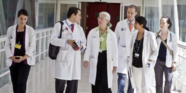 Voronezh Medical Institute recenzije