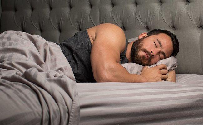 Spavanje za testosteron