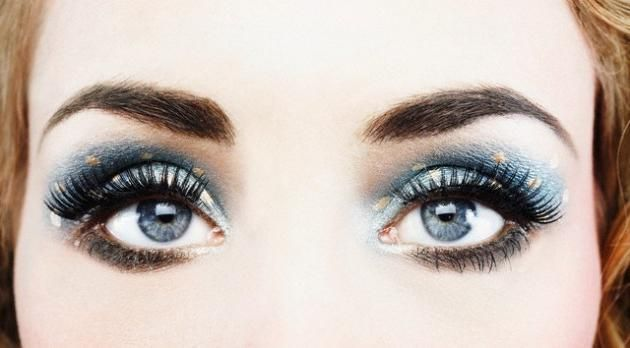 plave sjene za plave oči