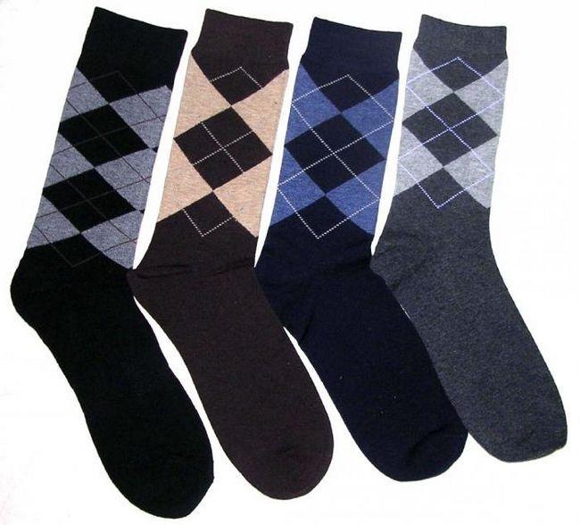 veličine čarapa za muškarce