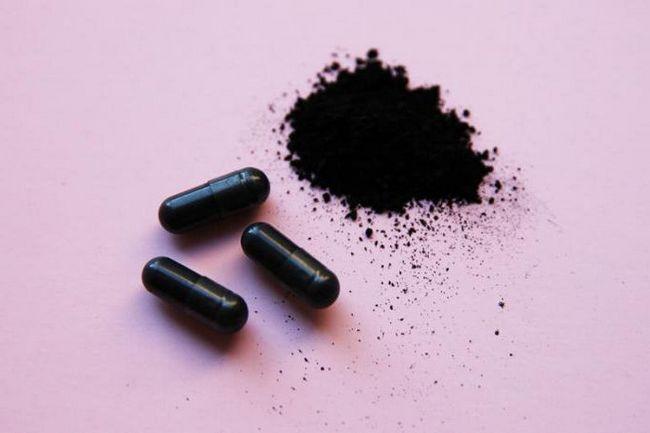 upute za ugljikove tablete