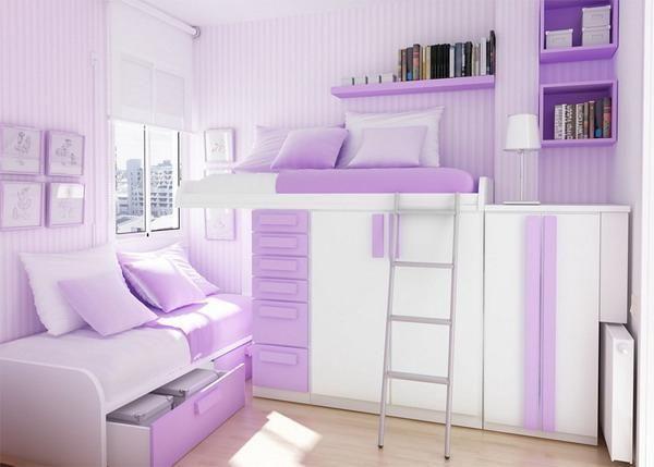 Teenage kreveti s kutijama