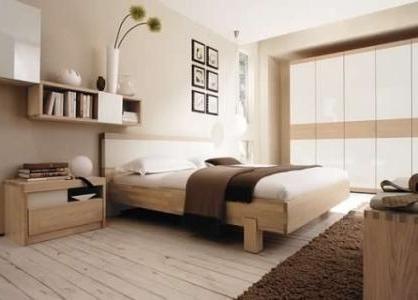 Mali dizajn spavaće sobe