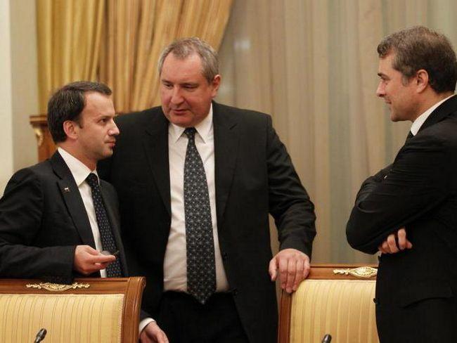 Ministri Ruske Federacije
