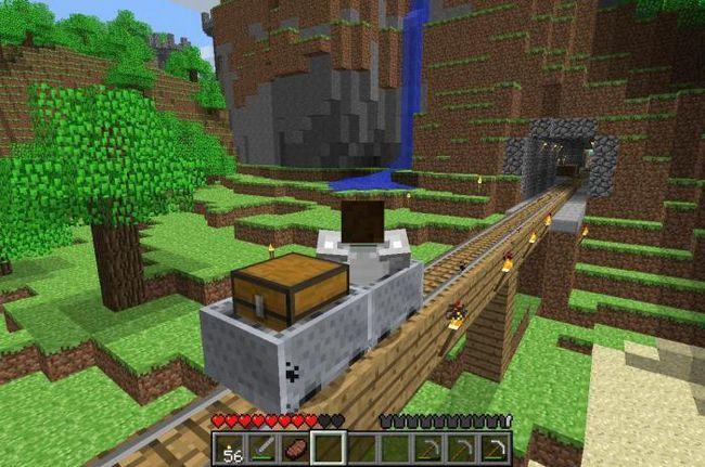 Как расприватить сундук для друга в Minecraft