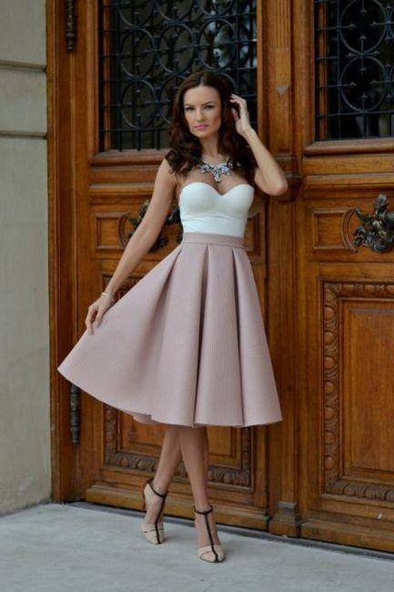 kako izračunati nabore na suknju