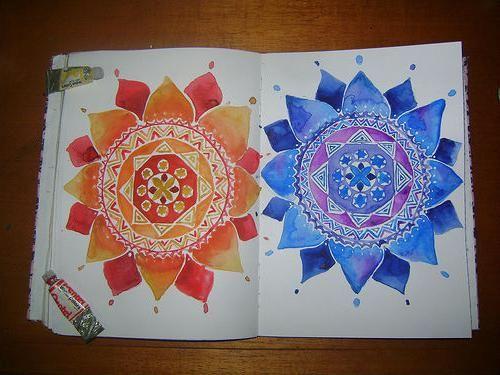 Как рисовать мандалу для начинающих поэтапно? Мандала на исполнение желаний: рисуем самостоятельно