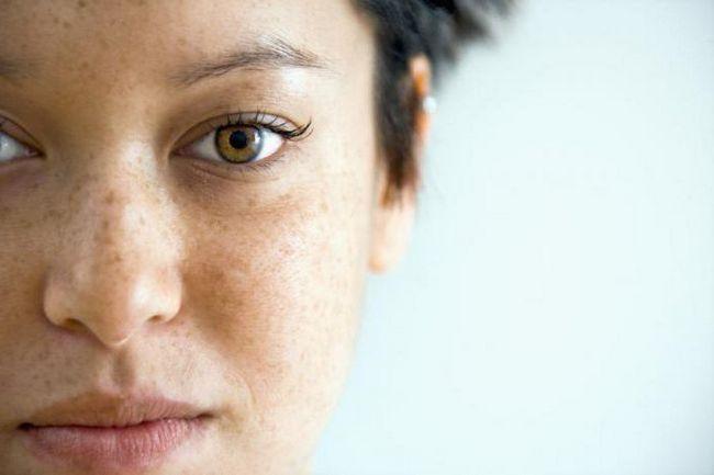 kako napraviti blijedo lice