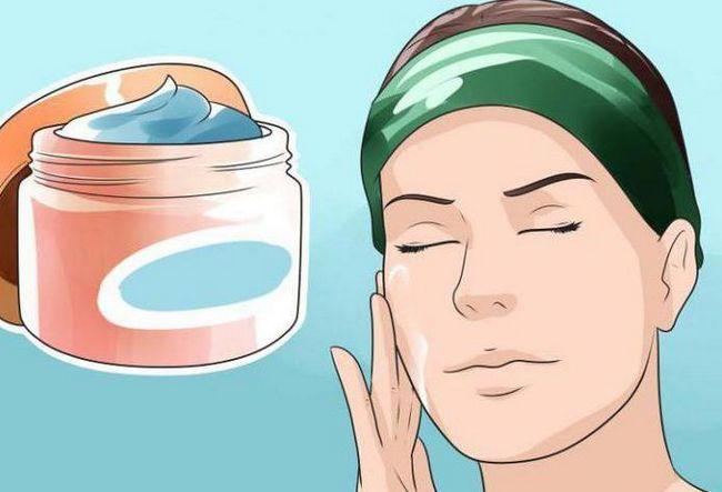 kako napraviti blijedo lice kod kuće