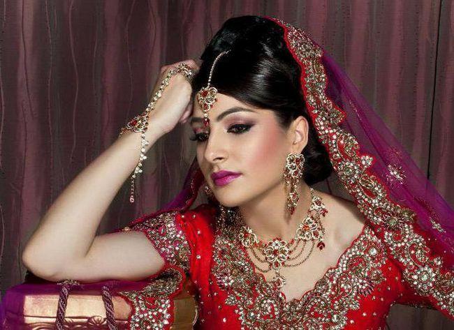 indijska šminka