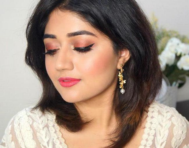 šminka u indijskom stilu
