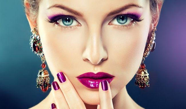 svijetle šminke za oči