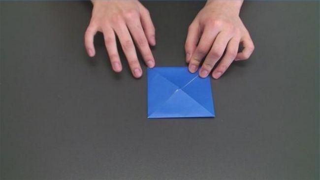 Kako napraviti piramidu papira? Detaljne upute