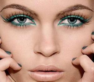 svakodnevni make-up za zelene oči