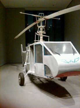 domaći RC helikopter
