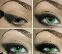 lagani led ciganskih zelenih očiju