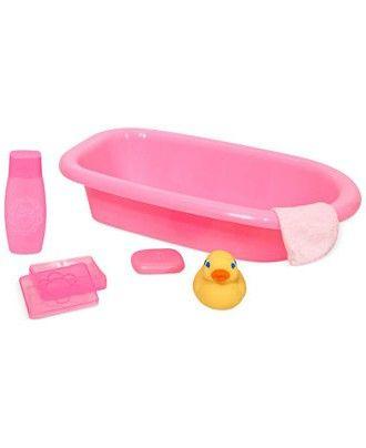 kako se kupati za lutke
