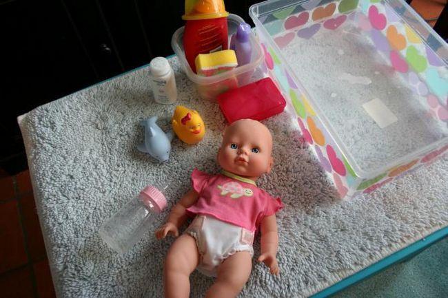 Barbie lutka kupka