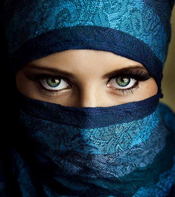 arapska šminka