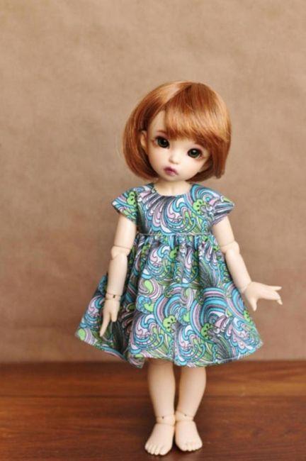 haljina za lutku
