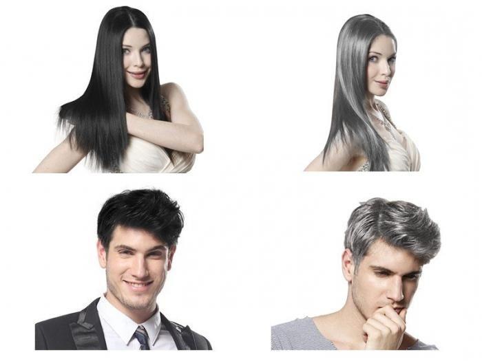 Kako isprati crnu boju s kose