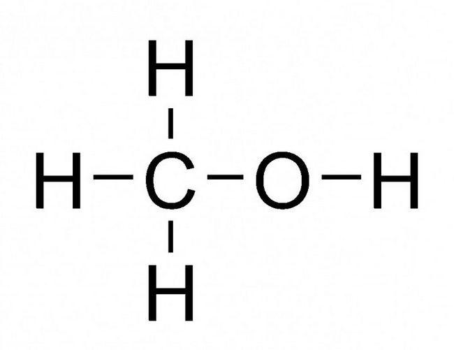 trovanja metanolom