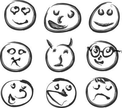 Как ставить смайлики в `Твиттере`: от а до я
