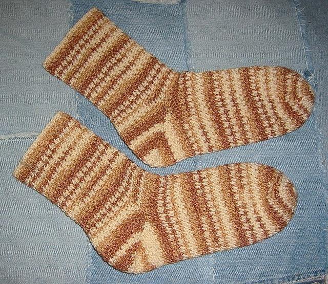kako kukati na čarape