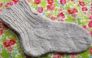 plesti čarape