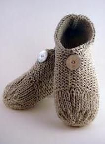 Kako vezati papuče