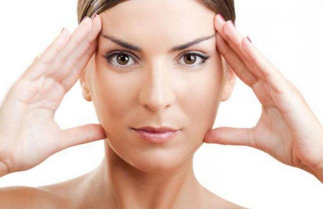 Kako ukloniti starosne blistere na licu