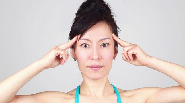 podignite ovalno lice i uklonite nasolabijalne nabore