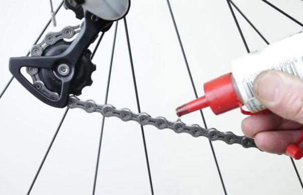 kako skratiti lanac na brzinski bicikl