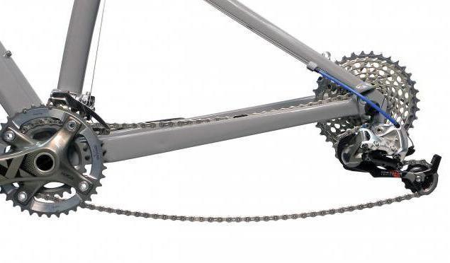 Je li moguće skratiti lanac na biciklu