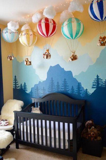 kako ukrasiti sobu na izvadak iz kuće za roditelje
