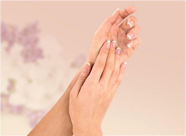 Kako ojačati nokte gelom kod kuće