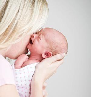 kako smiriti dijete ako plače