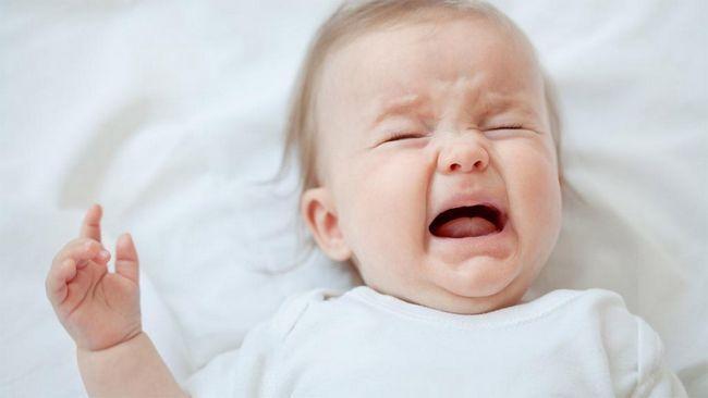 plač novorođenče