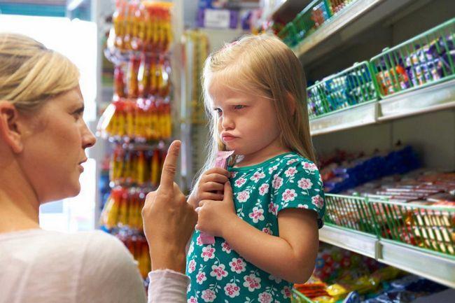 kako smiriti dijete tijekom histerije