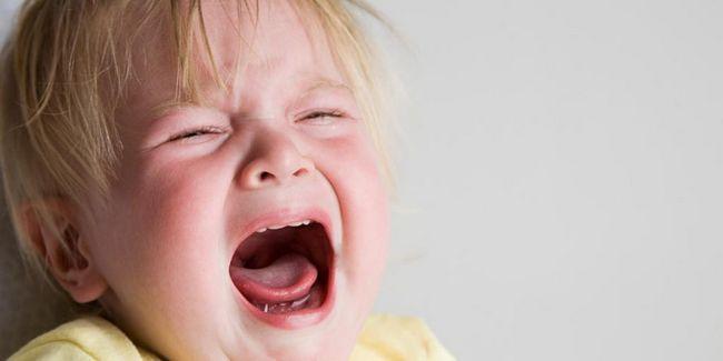 dječje histerije