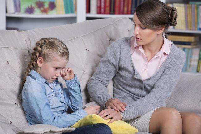 razgovor s djetetom