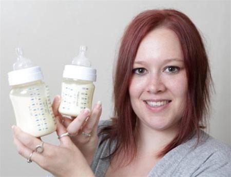 Povećajte majčino mlijeko