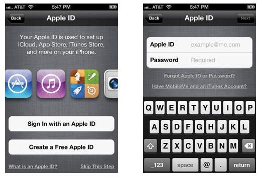 Kako saznati Apple ID i što je to?