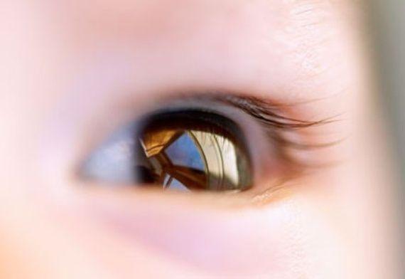 Djetetovo oko