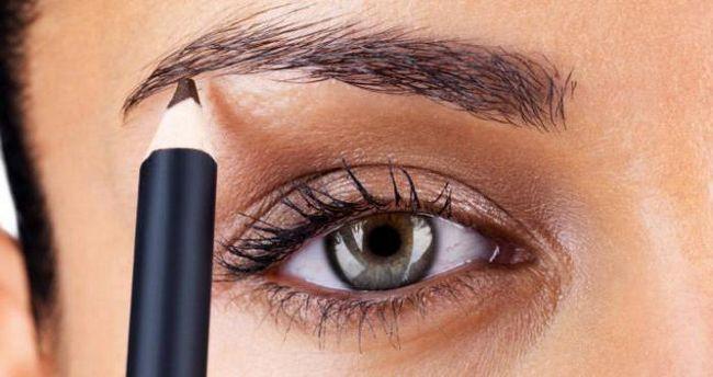 kako odabrati olovku za obrve
