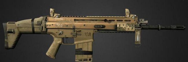 Как выбить FN SCAR-H в Warface как можно быстрее?
