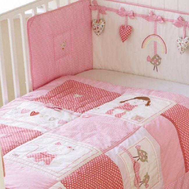 Parablon u krevetiću