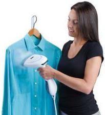 Kako odabrati parobrod za odjeću za dom