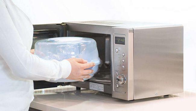 Sterilizator za mikrovalnu pećnicu
